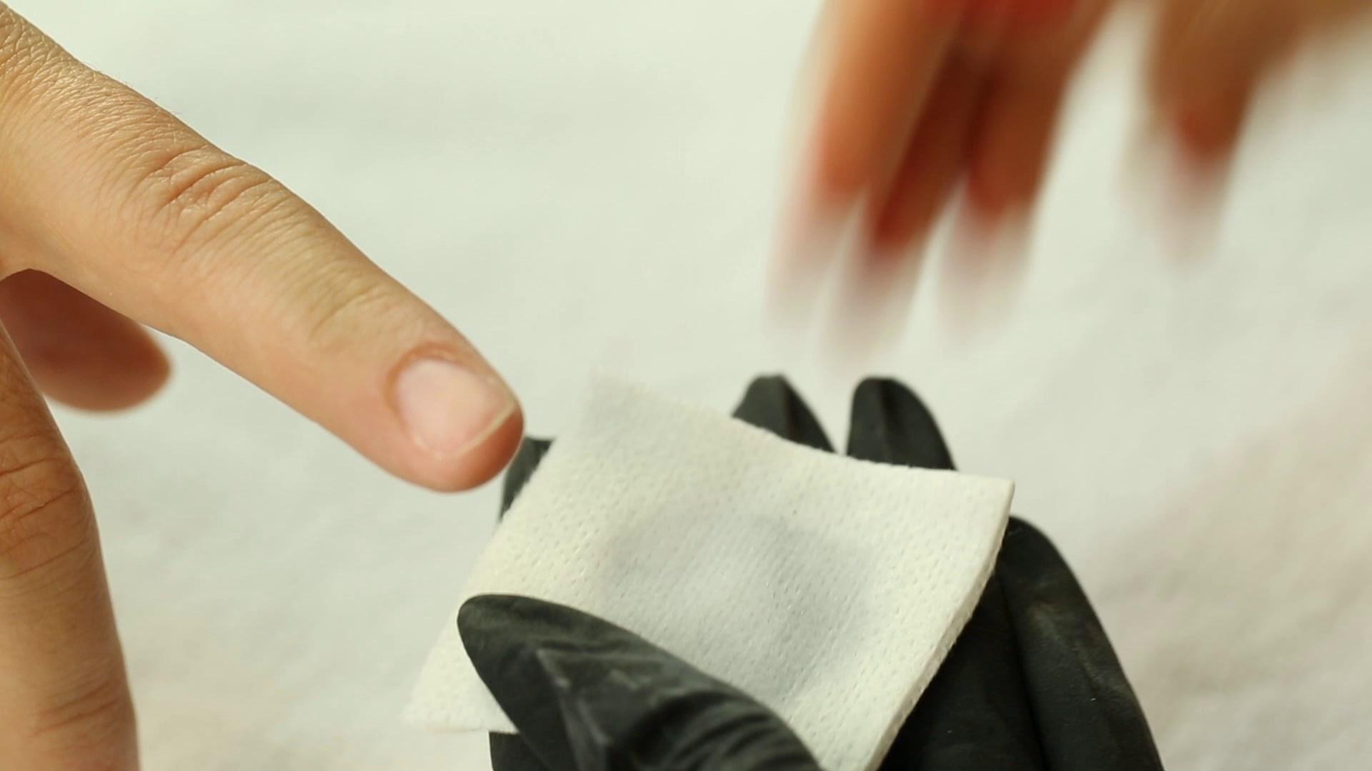 Técnica Oficial del esmaltado con el nuevo esmalte semipermanente 3 Step CrystaLac